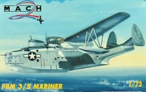Mach2 1/72 PBM3/5 Mariner Flying Boat Aircraft