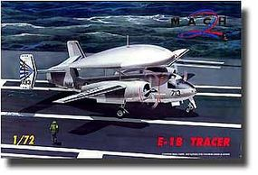 Mach2 E1B Tracer Aircraft Plastic Model Airplane Kit 1/72 Scale #29