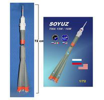 Mach2 1/72 Soyuz TMA15M/16M Spacecraft