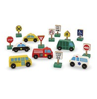 MandD Vehicles & Traffic Signs