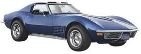 Maisto 1970 Corvette Diecast Model Car 1/24 Scale #31202blu