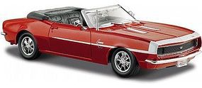 Maisto 1968 Camaro SS 396 Convertible (Met. Bronze) Diecast Model Car 1/24 scale #31257brz