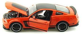 Maisto Ford Mustang Boss 302 (Orange) Diecast Model Car 1/24 scale #31269org