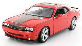 Maisto 2008 Dodge Challenger SRT 8 (Orange) Diecast Model Car 1/24 scale #31280org