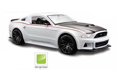 2014 Ford Mustang Street Racer (Met. Green) -- Diecast Model Car -- 1/24 scale -- #31506grn  sc 1 st  Hobbylinc.com & 2014 Ford Mustang Street Racer (Met. Green) Diecast Model Car 1/24 ... markmcfarlin.com
