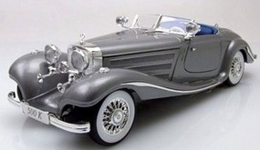 Maisto 1/18 1936 Mercedes Benz 500K Type Special Roadster (Grey)