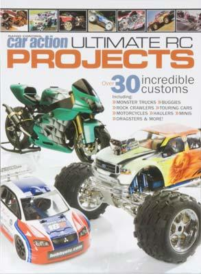 Model Airplane News RC Car Action Ultimate RC Projects -- RC Car Book -- #1022