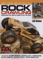 Model-Airplane-News Getting Started in Rock Crawling RC Car Book #1026