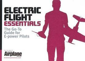 Model-Airplane-News Electric Flight Essentials RC Airplane Book #2041