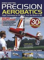 Model-Airplane-News RC Precision Aerobatics RC Airplane Book #2044