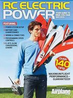Model-Airplane-News R/C Electric Power RC Airplane Book #2045