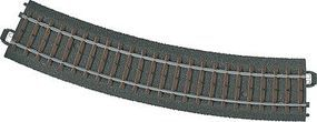 Marklin C Track - Curved Section Turnout Branch HO Scale Nickel Silver Model Train Track #20224