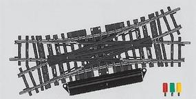 Marklin K Track Remote Switch - Double Slip HO Scale Nickel Silver Model Train Track #2260