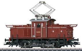 Marklin Class EL 10 Switcher 3-Rail Norwegian State RR HO Scale Model Train Electric Locomotive #36334
