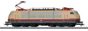 Marklin Class 103.1 German Federal Railroad DB HO Scale Model Train Electric Locomotive #37576