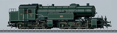 Marklin, Inc Class Gt 2 x 4/4 0-8-8-0T Royal Bavarian State RR -- HO Scale Model Train Steam Locomotive -- #37960