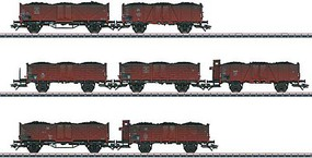 Marklin DB Freight 7 Car Set
