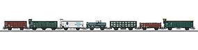 Marklin DRG Freight 7-Car Set HO Scale Model Train Freight Car Set #46085