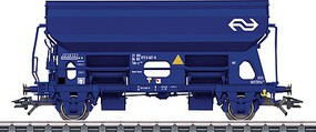 Marklin Type Tds Hopper 3-Pack - 3-Rail Ready to Run Dutch State Railways NS (Era V 1990s, blue)