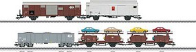 Marklin Marklin 5-Car Freight Set for 39567 Crocodile Locomotive 2018 Insider