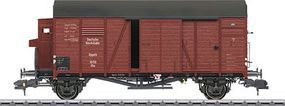 Marklin Type Grhs 30 Oppeln Boxcar German Federal Railroad HO Scale Model Train Freight Car #58681