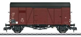 Marklin Type Gmrs 30 Boxcar German Federal Railroad DB HO Scale Model Train Freight Car #58684