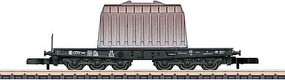 Marklin DB HD Flat Car w/Load - Z-Scale