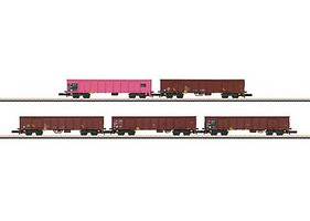 Marklin Sugar Beet Harvest Set SB - Z-Scale
