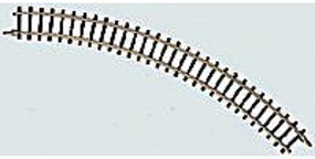 Marklin (bulk of 10) Bulk of 10 Curve Track 5-3/4 Radius 45 Degree Z Scale Nickel Silver Model Train Track #8510