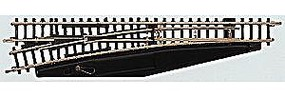 Marklin Turnout - Straight Right Manual 4-3/8 11cm Z Scale Nickel Silver Model Train Track #8566
