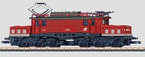 Marklin Class 1020 Standard DC Austrian Federal Railway Z Scale Model Train Electric Locomotive #88226