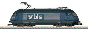 Marklin Class 465 Bern-Lotschberg-Simplon BLS Z Scale Model Train Electric Locomotive #88465
