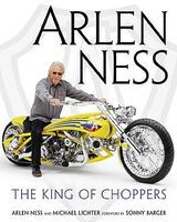 Motorbooks Arlen Ness- The King of Choppers (D) Model Instruction Manual #22198