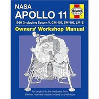Motorbooks NASA Mission, AS506 Apollo 11 Owners Workshop Manual (Hardback) Model Instruction Manual #6839