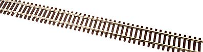 Micro Engineering Code 55 Flex Track(TM) Nonweathered 3' N/S -- Model Train Track -- N Scale -- #10124