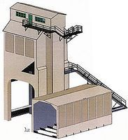 Micro-ArtMicron Dbl Chute Coaling Tower - Z-Scale