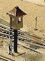 Micro-ArtMicron Railroad Watchmans tower - Z-Scale