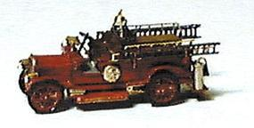 Micro-ArtMicron 1914 Knox Chem fire engne - N-Scale