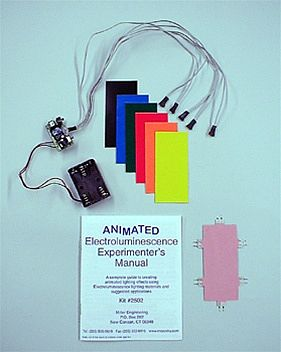 Micro Structures EXPERIMENTERS KIT