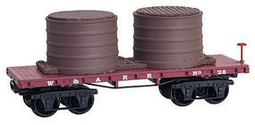 Micro-Trains Civil War Tank W&A N Scale Model Train Freight Car #15400020