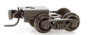 Micro-Trains Barber Roller-Bearing Trucks - 1 Pair (2) Z Scale Model Train Truck #402071