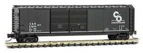 Micro-Trains 50 DD Box C&O #27899 - Z-Scale