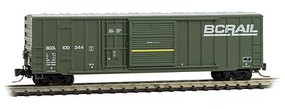 Micro-Trains 50 RS Box BCOL #100344 - Z-Scale