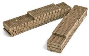 Micro-Trains Railroad Tie Load Kit (Unpainted) pkg(2) Z Scale Model Train Freight Car Load #79943942