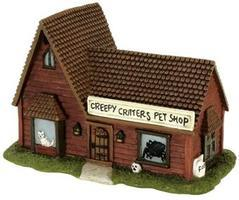Micro-Trains Creepy Critters Pet Shop - N-Scale