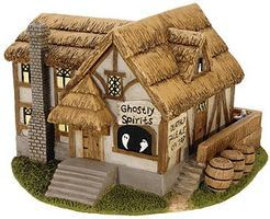 Micro-Trains Ghostly Spirits Tavern - N-Scale