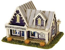 Micro-Trains Spookys Costume Shop - N-Scale
