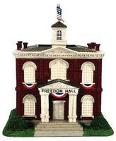 Micro-Trains Liberty Town Freedom Hall - N-Scale