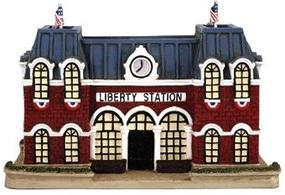 Micro-Trains Liberty Town Liberty Sta - N-Scale