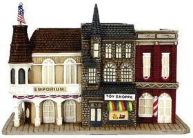 Micro-Trains Main Street #2 Emporium - N-Scale